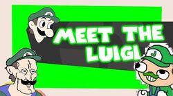 SM64 Meet the Luigi
