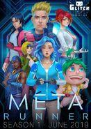 Meta Runner Poster S1 V2