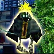 Super Saiyan 3 Bob