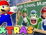Mario's EXTRAS: High School Mario