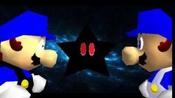Super mario 64 bloopers Bad stars