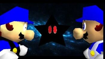 Super mario 64 bloopers Bad stars