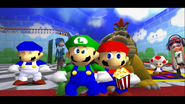Mario and The Diss Track 052