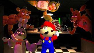 R64 Freddy's spaghettiria