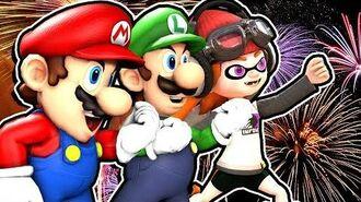 SMG4 New Year, New Mario