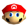 Mario PP transparent