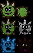 Pokey Sticker Star