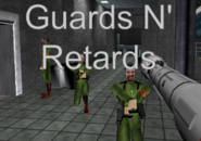 GuardsNRetardsPoster