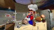 The Mario Café 100