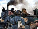 Guards N' Retards: Le Train Breach