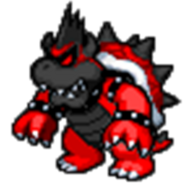 Dark Bowser X