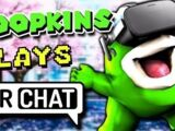Fishy Boopkins Plays VRChat