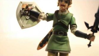 Nintendo Motion Once Upon a Link - Ground Pound