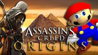 If Mario was in... Assassins Creed Origins