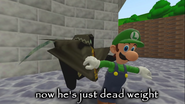Mario and The Diss Track 069