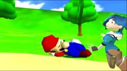 Mario and the Anime Challenge 007