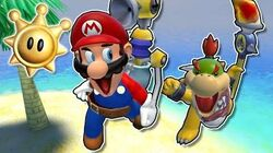 Stupid Mario Sunshine