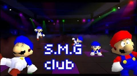 Super Mario 64 Bloopers S.M