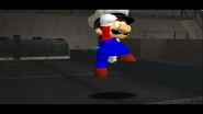 Mario Goes to the Fridge to Get a Glass Of Milk 181