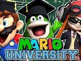 SMG4: Mario University