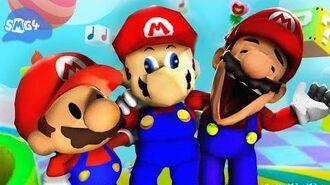 SMG4 Stupid Mario 3D All-Stars