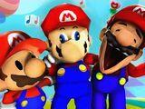 SMG4: Stupid Mario 3D All-Stars