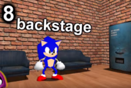 SonicBackstage