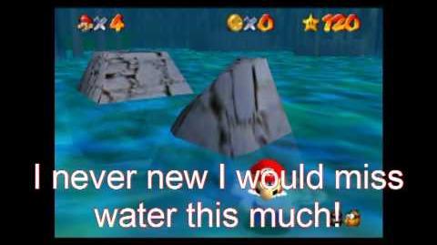 Super Mario 64 Bloopers Dreams