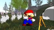 Mario's Big Chungus Hunt 127