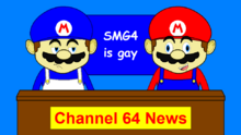 SMG4 Fan Art