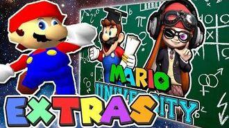 Mario's Extras Mario University