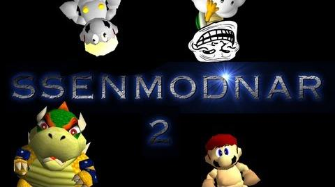Super Mario 64 Bloopers: Ssenmodnar 2 (100th video)