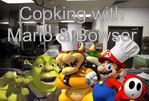 CookingWithMarioAndBowserPoster