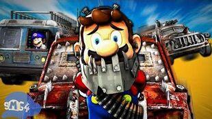 Smg4 Mad Mario Supermarioglitchy4 Wiki Fandom Powered By Wikia
