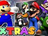 Mario's EXTRAS: MARIO'S CHALLENGE