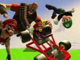 R64: Mario for Hire.