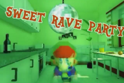 WELCOME TO MARIO'S SWEET RAVE PARTY!!!