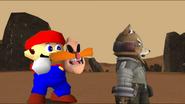 If Mario Was In... Starfox (Starlink Battle For Atlas) 111