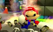 MarioSuperSpeedCar