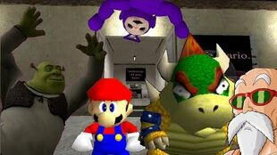 SM64: Cooking with Bowser & Mario 2! | SuperMarioGlitchy4 Wiki