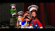 Mario's Hell Kitchen 245