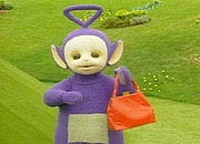 Tinky-Winky and Bag