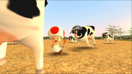 Mario Goes to the Fridge to Get a Glass Of Milk 232