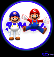 SMG4 n' Mario