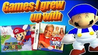 Video Games I Grew Up With