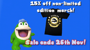 The Mario Concert (Merch Promo 04)
