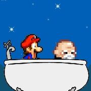 A plumber an old man and a bathtub by koopermatt-d6se1pr