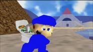 Drunk Policeman