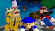 SMG4 Mario's Late! 106