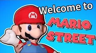 Welcome to MARIO STREET!